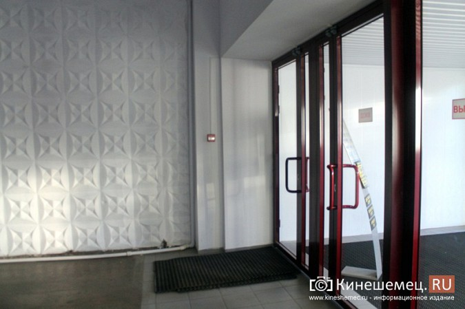 Завершается реконструкция главного универмага Кинешмы фото 13