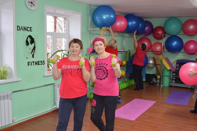 Кинешемский фитнес-клуб «Виктория» приглашает милых дам в увлекательный мир красоты и здоровья фото 6