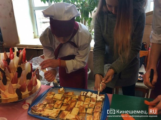 Районная ярмарка профессий состоялась в Наволоках фото 11