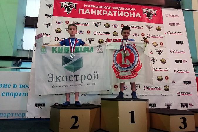 Кинешемские бойцы завоевали кубок Москвы по панкратиону фото 5