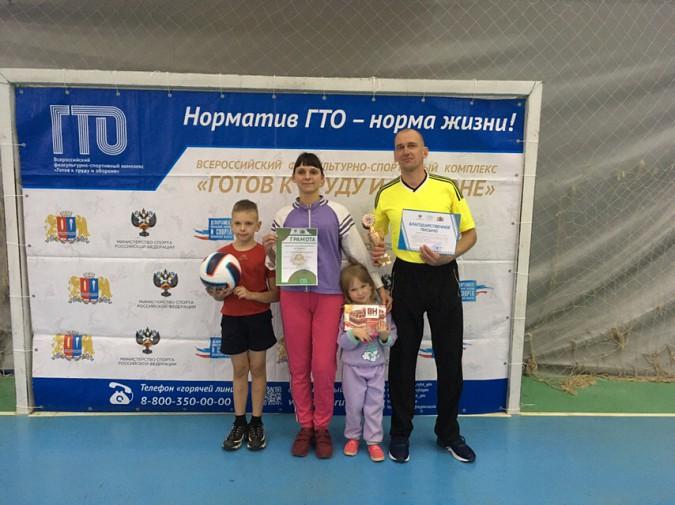 Семья из Кинешмы стала призером регионального этапа фестиваля ГТО фото 5