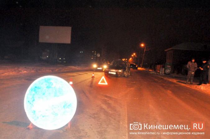 На улице им.М.Горького лоб в лоб столкнулись две иномарки фото 5