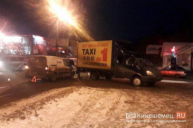 На перекрестке 50-летия Комсомола и Сеченова очередная авария фото 3