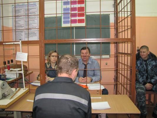 Осужденные кинешемской «четверки» сдавали экзамены фото 3