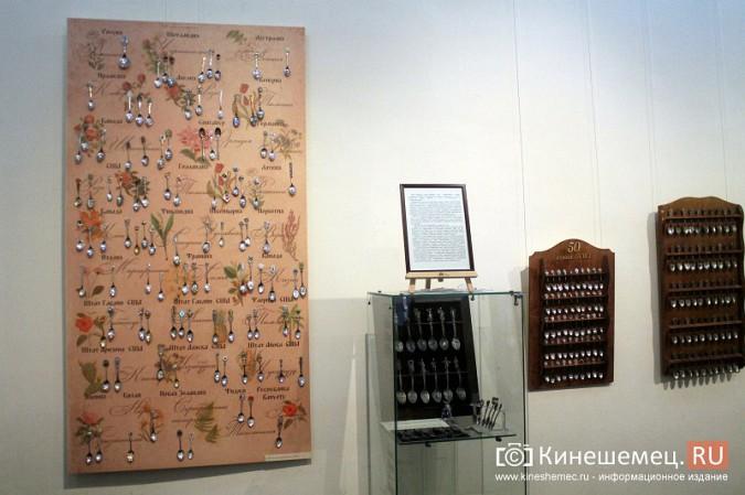 Кинешемцам показали необыкновенную коллекцию ложек фото 26