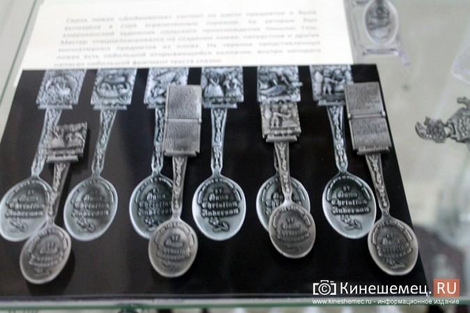 Кинешемцам показали необыкновенную коллекцию ложек фото 10
