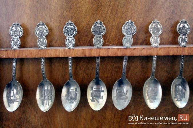 Кинешемцам показали необыкновенную коллекцию ложек фото 6