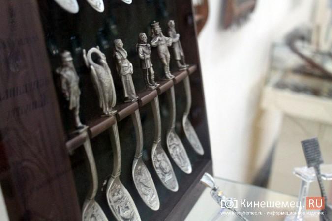 Кинешемцам показали необыкновенную коллекцию ложек фото 8