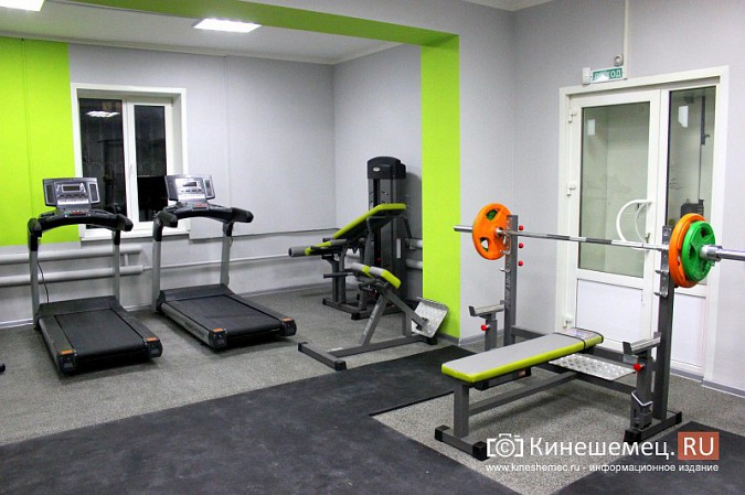 В Кинешме открывается современный фитнес-клуб фото 4