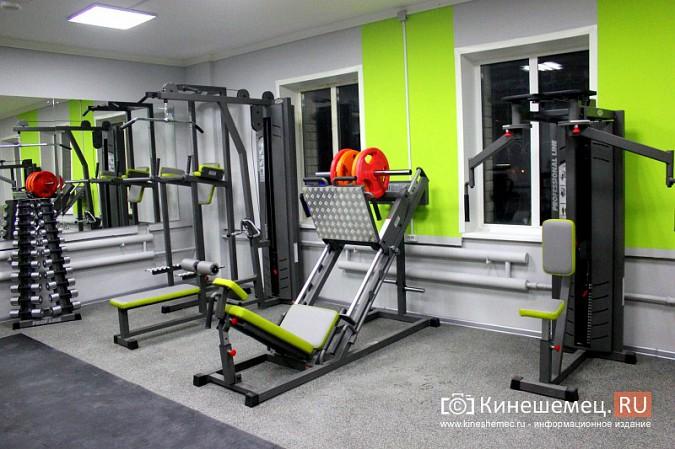 В Кинешме открывается современный фитнес-клуб фото 5