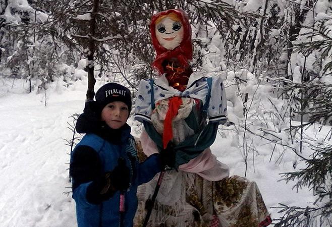 Продолжается фото-конкурс на тему «Зимние забавы» фото 6