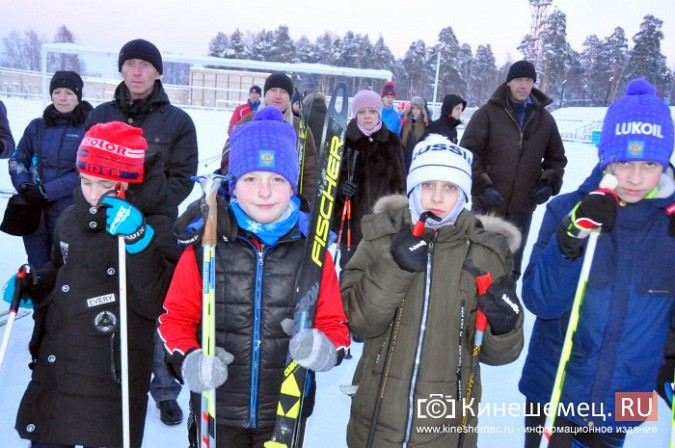 В Кинешме прошла «Вечерняя лыжная гонка» памяти Владимира Иванова фото 3