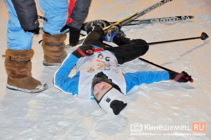В Кинешме прошла «Вечерняя лыжная гонка» памяти Владимира Иванова фото 9