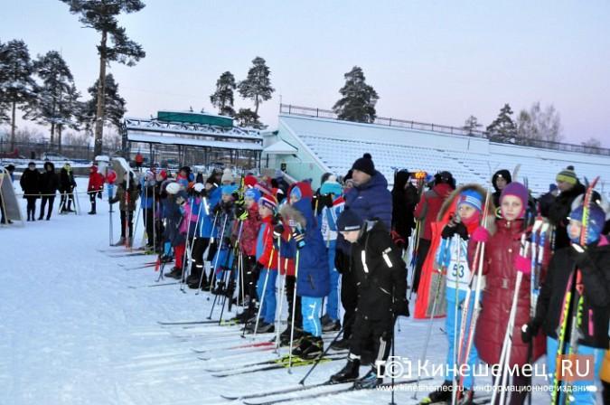 В Кинешме прошла «Вечерняя лыжная гонка» памяти Владимира Иванова фото 6