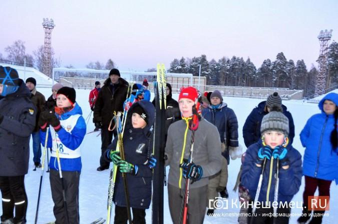В Кинешме прошла «Вечерняя лыжная гонка» памяти Владимира Иванова фото 5