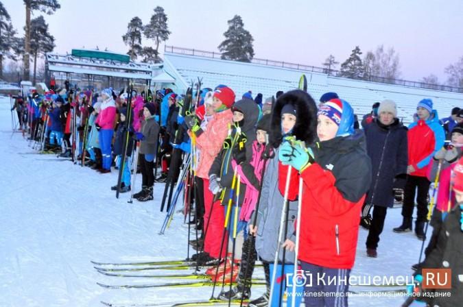В Кинешме прошла «Вечерняя лыжная гонка» памяти Владимира Иванова фото 4