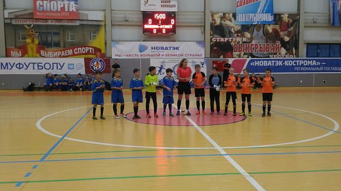 «Наши надежды» закрыли год турниром в Иванове, а открыли в Волгореченске фото 5