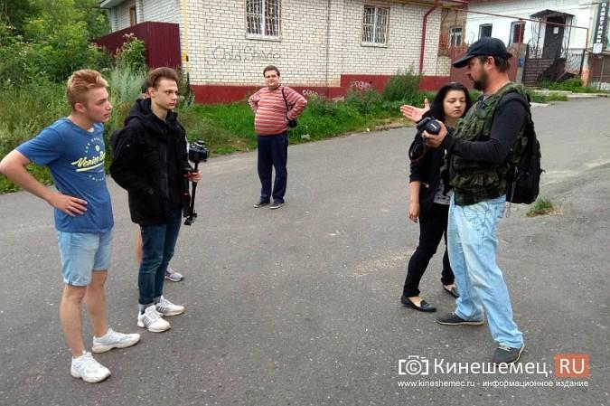 Вышел тизер, снимавшейся в Кинешме короткометражки, «Эксклюзив» фото 3