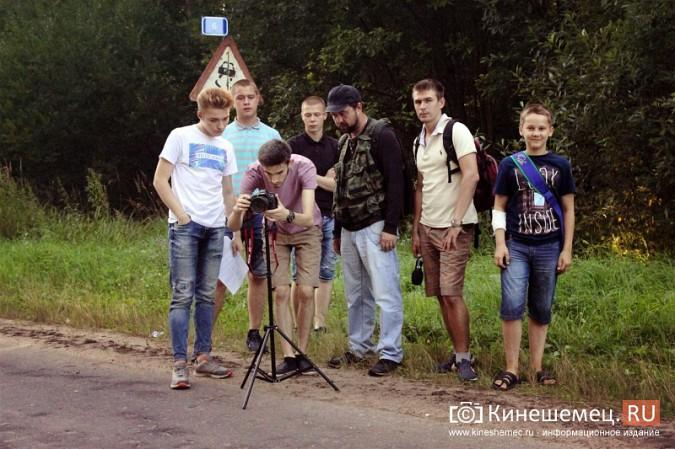 Вышел тизер, снимавшейся в Кинешме короткометражки, «Эксклюзив» фото 6