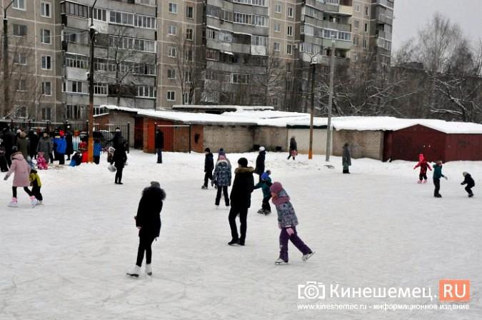 Некоторые катки Кинешмы так и остались предновогодними обещаниями чиновников фото 11
