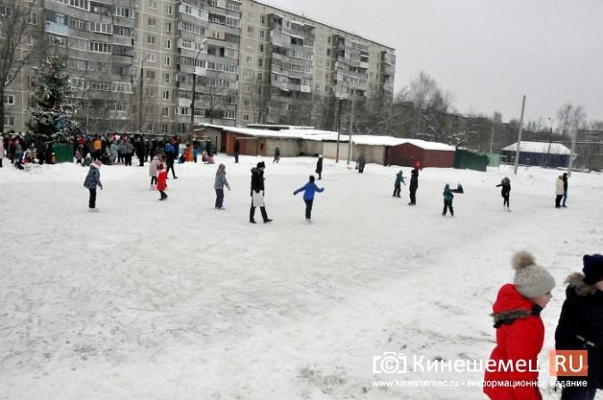 Некоторые катки Кинешмы так и остались предновогодними обещаниями чиновников фото 10
