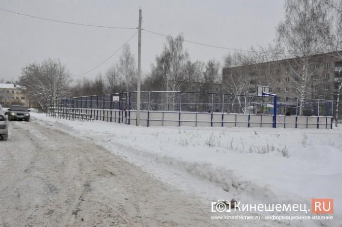 Некоторые катки Кинешмы так и остались предновогодними обещаниями чиновников фото 5