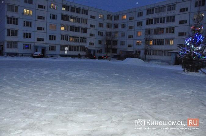 Некоторые катки Кинешмы так и остались предновогодними обещаниями чиновников фото 4