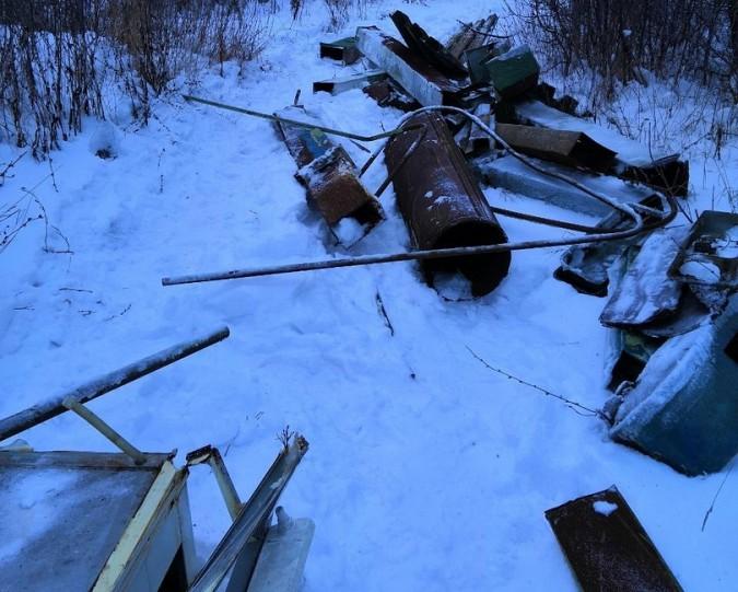 В Кинешме «добытчики» чермета проникли на завод имени Калинина фото 2