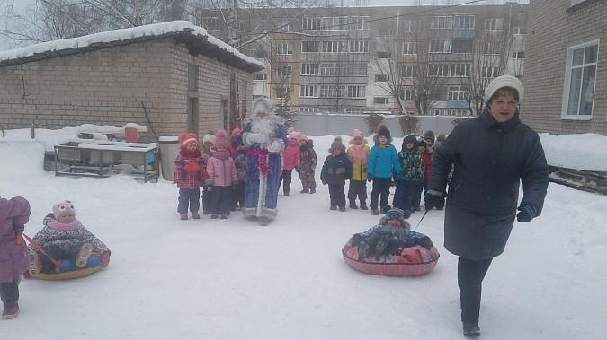 Маленькие кинешемцы увлекательно провели зимние каникулы фото 2