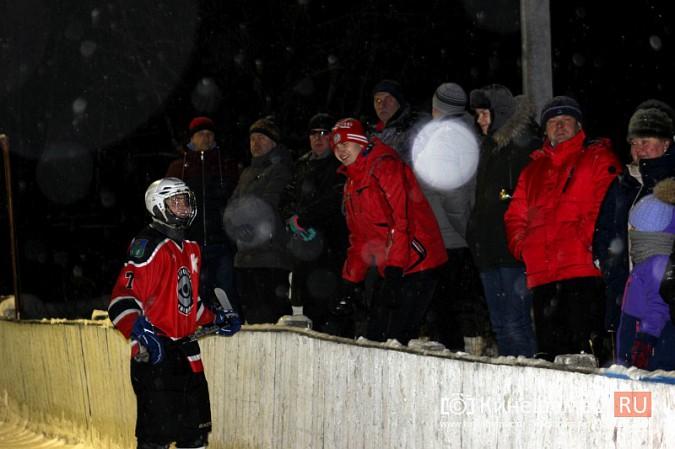 В хоккейном дерби Кинешмы забросили 25 шайб фото 34