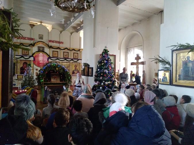 В храме Вознесения Господня прошла Рождественская елка фото 4