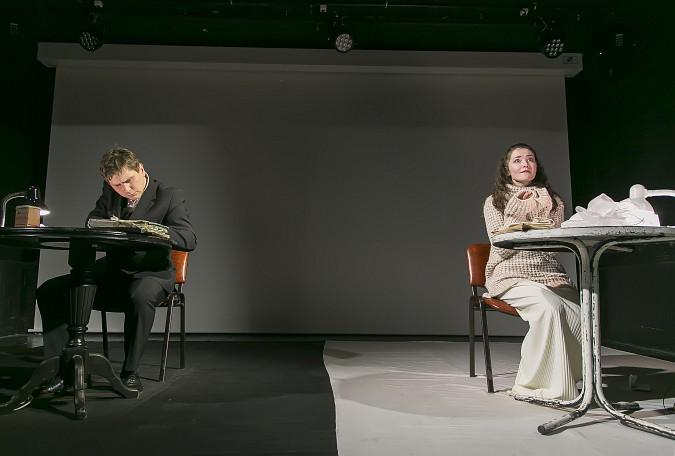 В Кинешемском театре премьера - «Письма любви» по  пьесе А. Герни фото 5