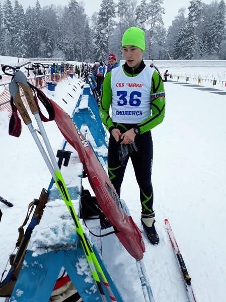 Кинешемские биатлонисты вошли в число лучших в ЦФО фото 14