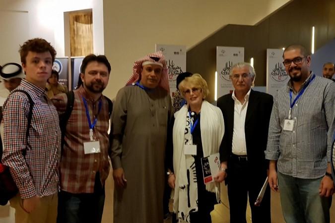 Актеры кинешемского театра  в восторге от пребывания в Бахрейне фото 2