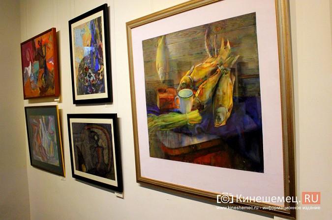 В кинешемской картинной галерее открылась выставка «Натюрморт. Интерьер» фото 2
