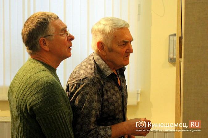 В кинешемской картинной галерее открылась выставка «Натюрморт. Интерьер» фото 7