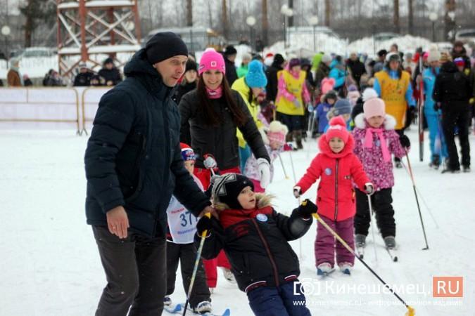 Северная столица Ивановской области приняла «Лыжню России» фото 25