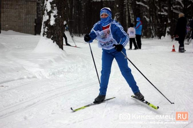 Северная столица Ивановской области приняла «Лыжню России» фото 62