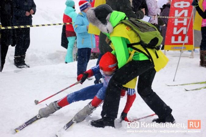 Северная столица Ивановской области приняла «Лыжню России» фото 101