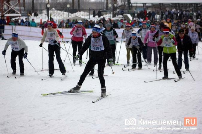 Северная столица Ивановской области приняла «Лыжню России» фото 76