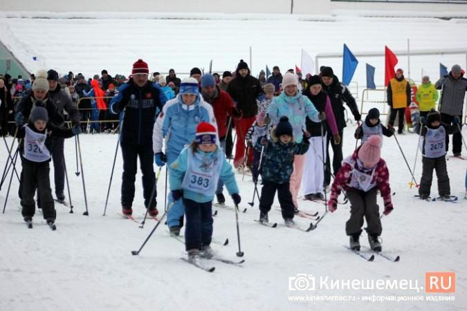 Северная столица Ивановской области приняла «Лыжню России» фото 45