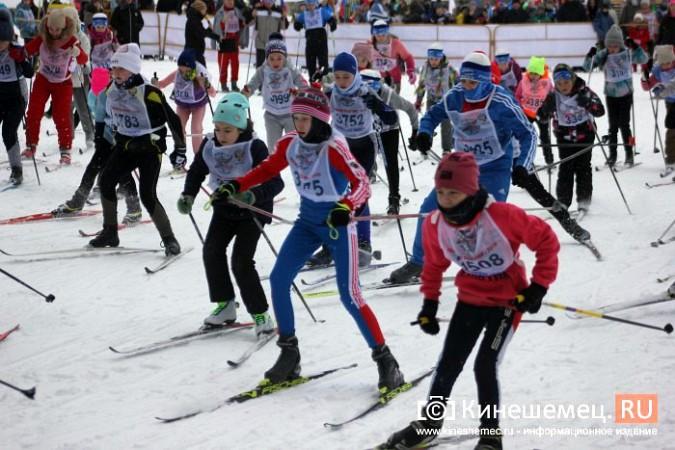 Северная столица Ивановской области приняла «Лыжню России» фото 56