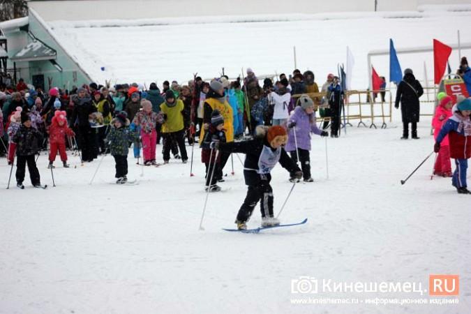 Северная столица Ивановской области приняла «Лыжню России» фото 23