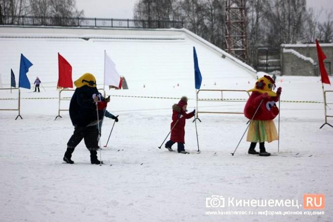 Северная столица Ивановской области приняла «Лыжню России» фото 22
