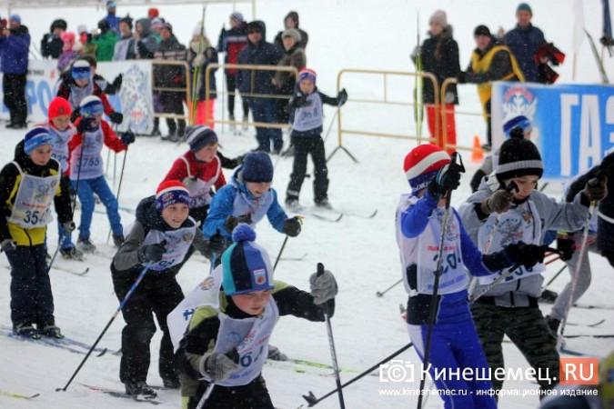 Северная столица Ивановской области приняла «Лыжню России» фото 90