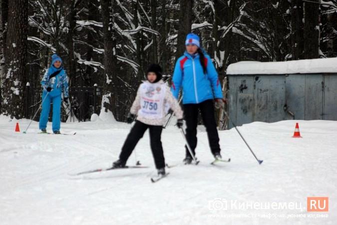 Северная столица Ивановской области приняла «Лыжню России» фото 51