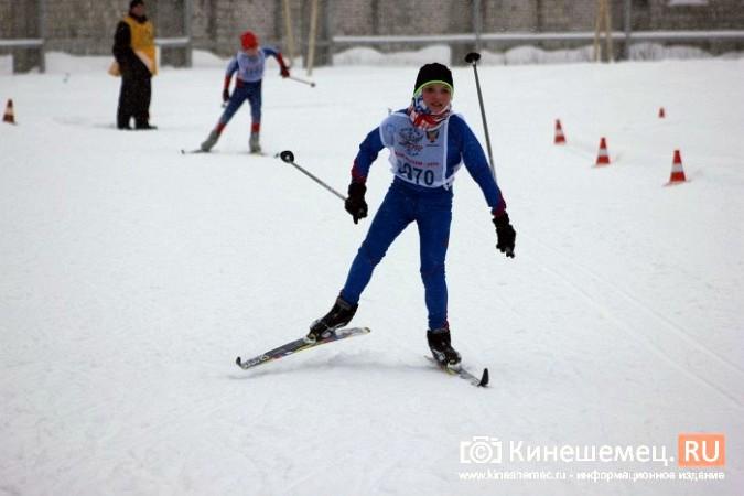 Северная столица Ивановской области приняла «Лыжню России» фото 99