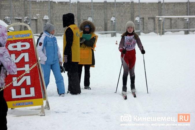Северная столица Ивановской области приняла «Лыжню России» фото 92