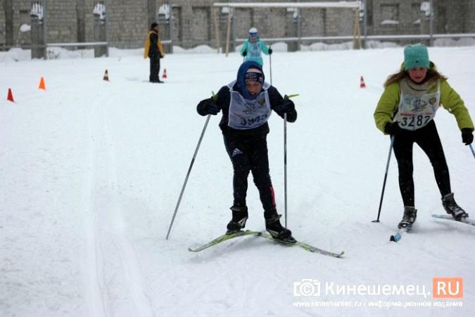 Северная столица Ивановской области приняла «Лыжню России» фото 95