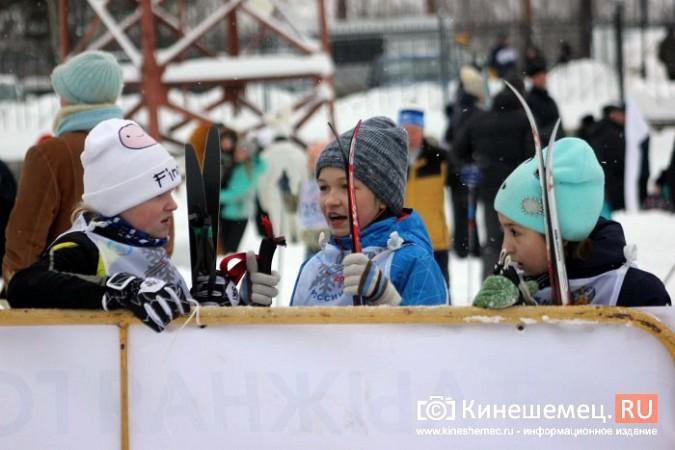 Северная столица Ивановской области приняла «Лыжню России» фото 29